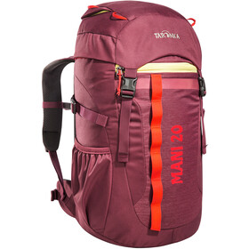 Tatonka Mani 20 Backpack Kids bordeaux red